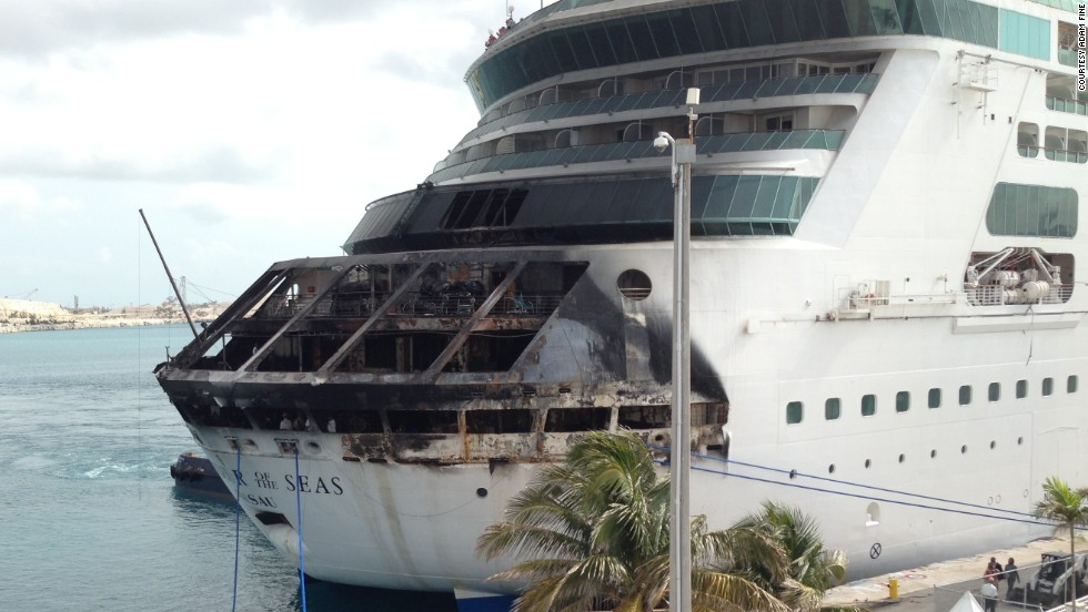 "On Memorial Day 2013, a fire aboard Royal Caribbean's <a href=""http://www.cnn.com/2013/05/28/travel/royal-caribbean-fire-response/index.html"">Grandeur of the Seas</a> cut short a seven-day cruise to Port Canaveral, Florida, and the Bahamas. The ship changed its course and sailed under its own power to Freeport in the Bahamas."