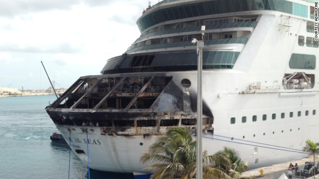 Is Your Cruise Safe CNN Travel - Cruise ship staff quarters