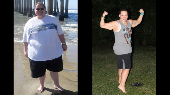 Annette Miller has lost more than 185 pounds since she started her weight loss journey.