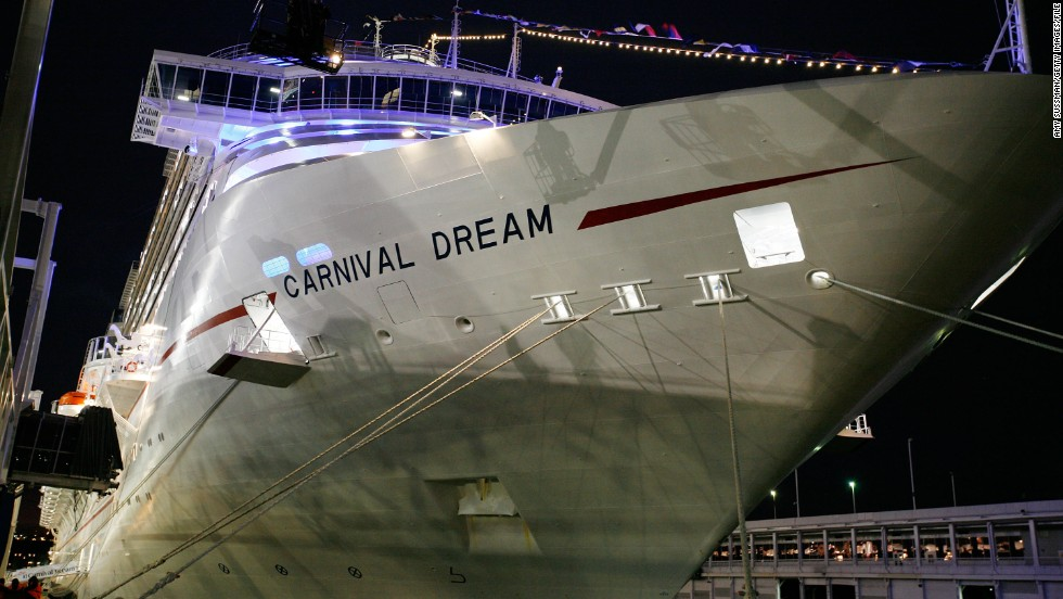 Poop Cruise Carnival Triumph Set Sail With Problems CNN - Cruise ship trouble