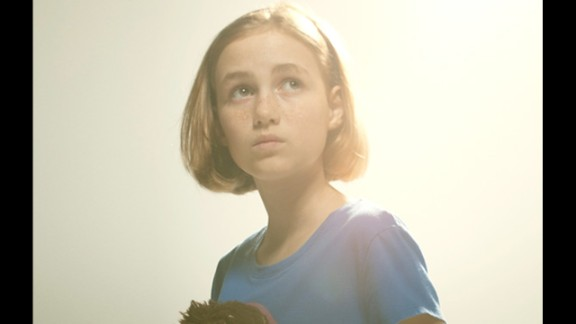 Sophia Peletier (Madison Lintz) got lost in the woods. She later turned up as a walker locked in the barn on Hershel Greene
