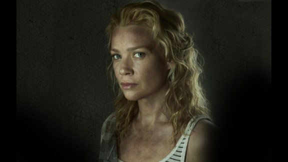 Andrea (Laurie Holden) was bitten by Milton, who became a walker after being stabbed by the Governor. She shot herself so she wouldn