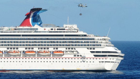 A fire in the Carnival Splendor engine room in November 2010 crippled the cruise ship, stranding passengers off the coast of Mexico for several days without air conditioning or hot showers.