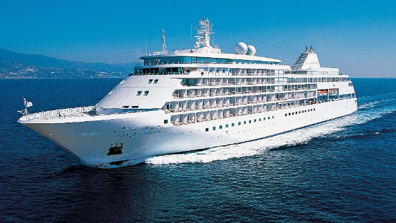In 2013, the Silver Shadow, run by Silversea Cruises, failed a CDC health inspection over concerns about hiding food in crew cabins.
