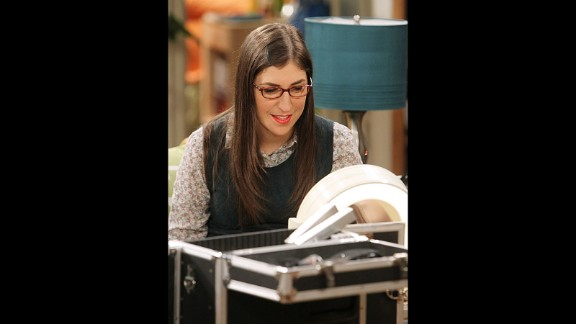 Three-time Emmy nominee Mayim Bialik plays Amy Farrah Fowler, a scientist who is involved with Sheldon. She also believes she is best friends with Penny.