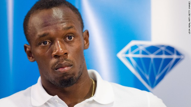 Usain Bolt returns to the scene of his London 2012 Olympic triumph this weekend.