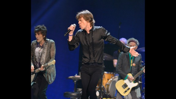 Jagger celebrated 50 years with the Rolling Stones this summer. Judging from the star's style, he's feeling as youthful as ever.