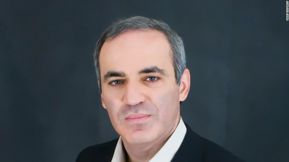 Garry Kasparov is widely acknowledged as the greatest chess player of all time. Since his retirement in 2005, he has gone on to become an author and political activist.