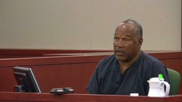 O.J. Simpson pleading for release