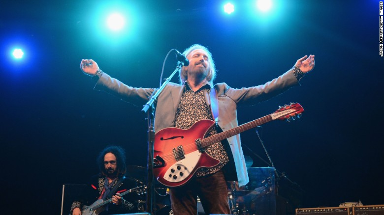 tom petty posthumous music to be released cnn