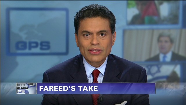 Fareed's Take: Mideast peace talks
