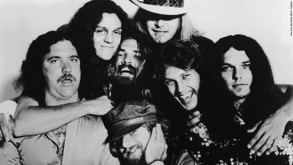 "Southern rockers Lynyrd Skynyrd covered ""Call Me the Breeze"" on their album 1974 ""Second Helping."""