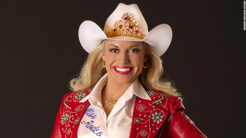 Introducing Miss Rodeo America 2013: Chenae Shiner from Roosevelt, Utah.