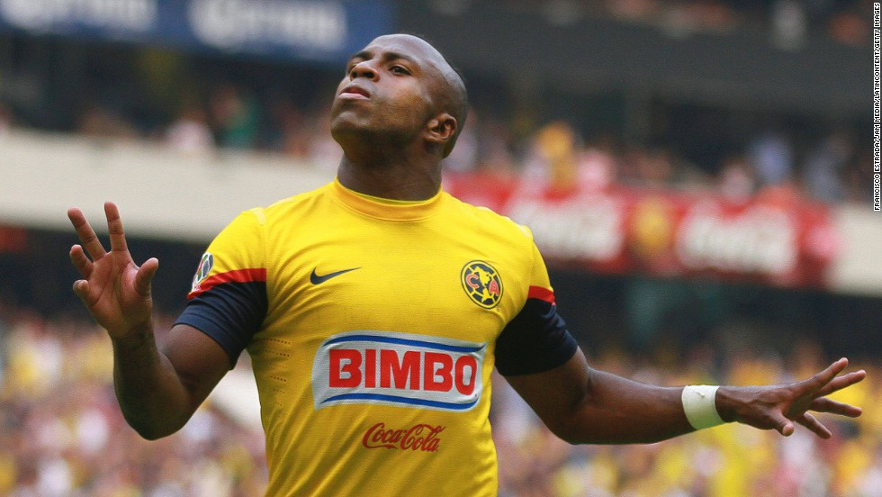 "<a href=""http://www.cnn.com/2013/07/29/sport/football/football-christian-benitez/index.html"">Ecuador striker Christian Benitez</a>, the top scorer in the Mexican league last season, died of a heart attack Monday, July 29, at age 27."