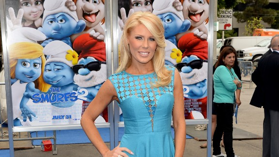 """""""Real Housewives of Orange County"""" star Gretchen Rossi <a href=""""http://www.eonline.com/news/363732/real-housewives-of-orange-county-s-gretchen-rossi-awarded-over-500-000-in-lawsuit"""" target=""""_blank"""" target=""""_blank"""">was awarded more than $500,000 in damages</a> after an ongoing legal battle with a man who claimed to have had a secret relationship with her. When Jay Photoglou sued her for libel and slander, Rossi countered with accusations including stalking, battery and emotional distress."""