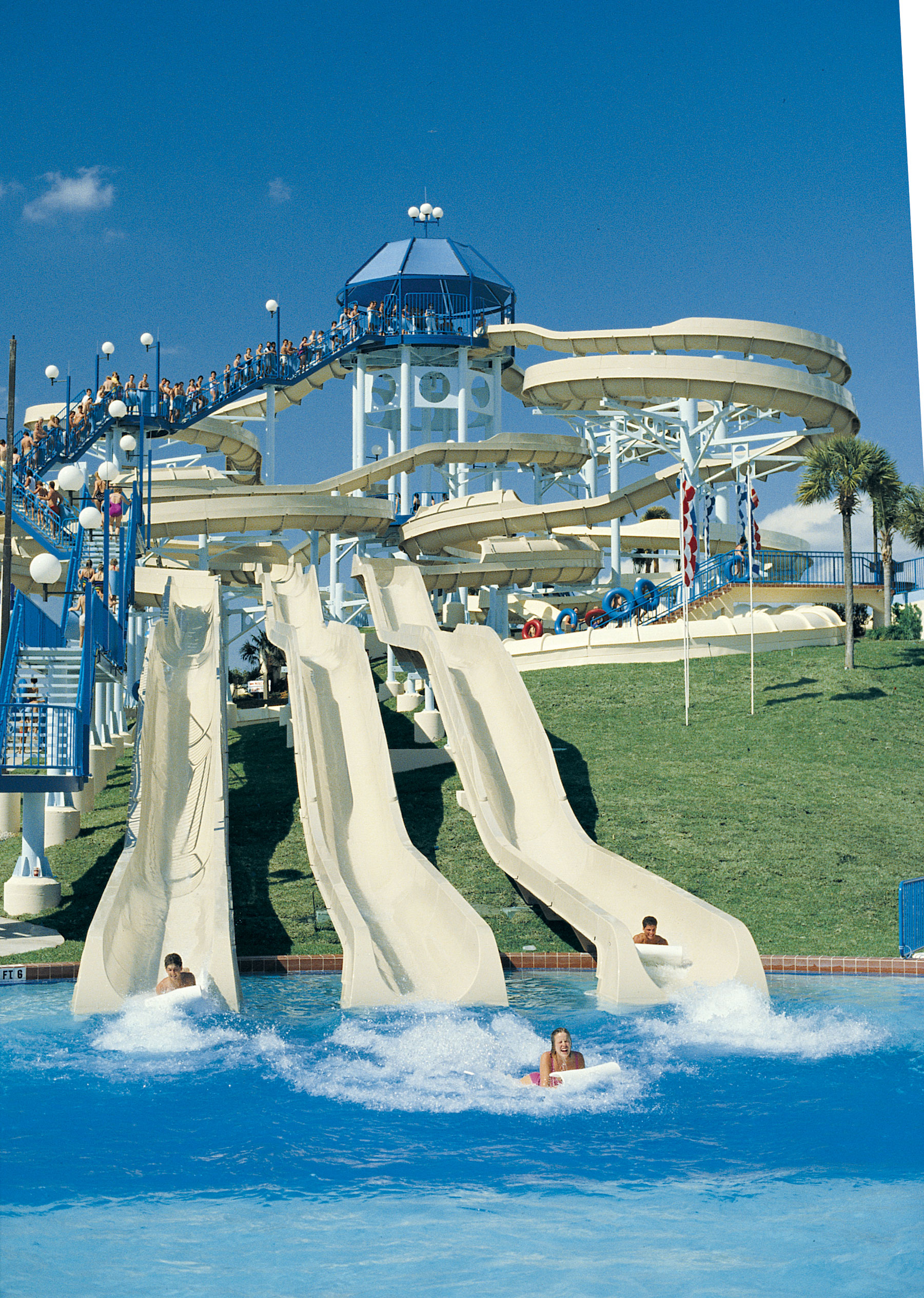 12 of the best water parks in the world | CNN Travel