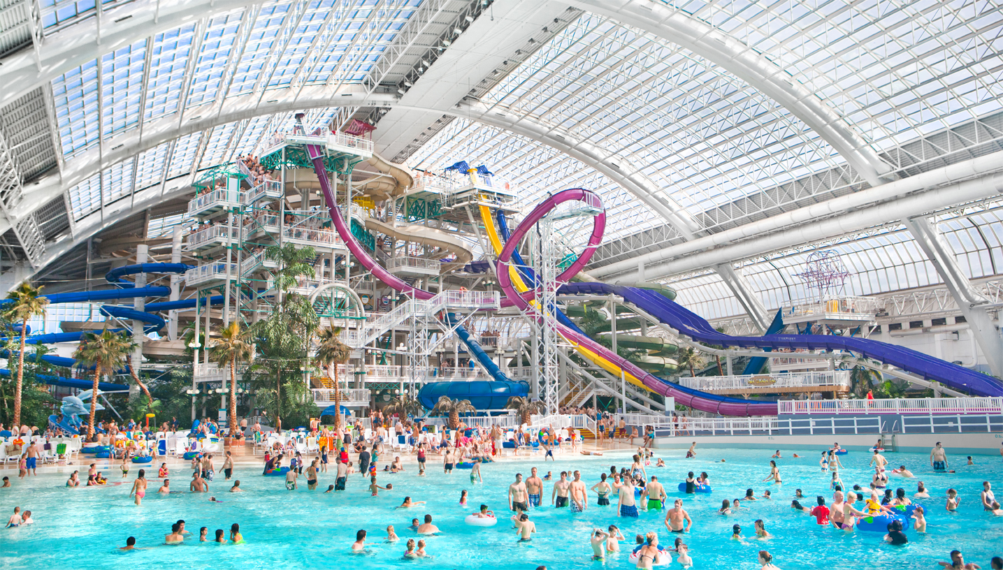 The largest water park in the world 17