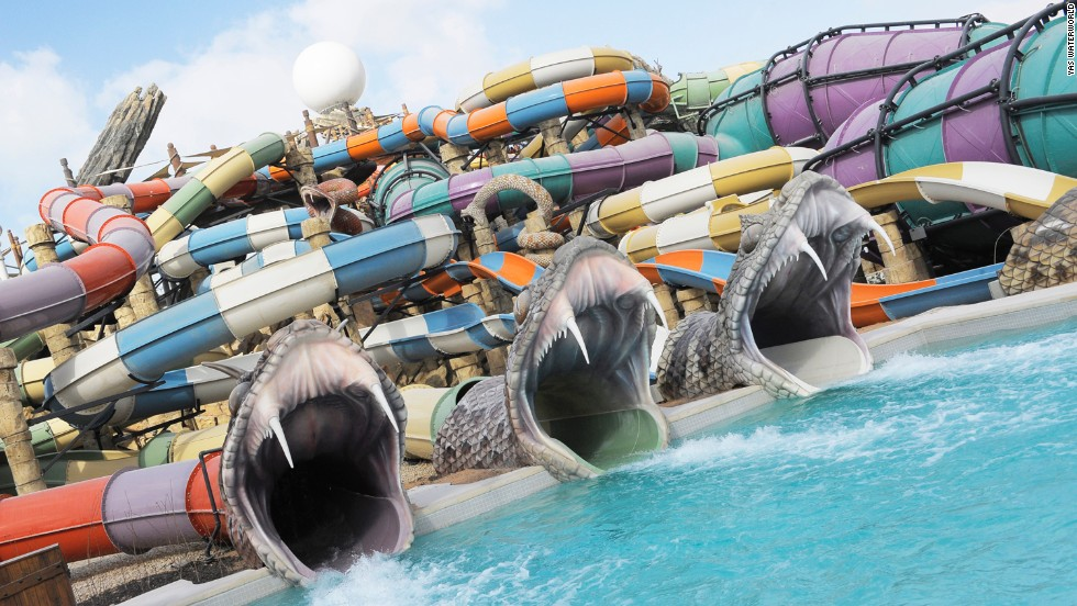 12 of the best water parks in the world cnn travel