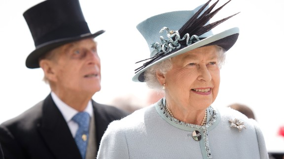 More recently, they are seen here at the Epsom Derby. It is the one English Classic the Queen has failed to win as an owner.