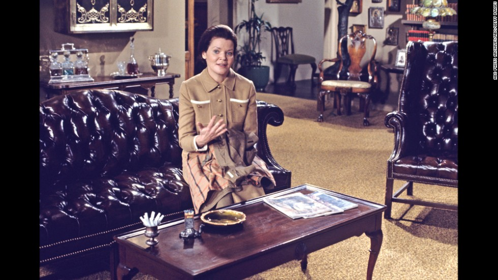 "Brennan played housekeeper Mary Thatcher in the 1974 TV movie ""Come Die With Me."""