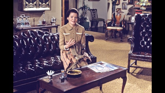 """Brennan played housekeeper Mary Thatcher in the 1974 TV movie """"Come Die With Me."""""""