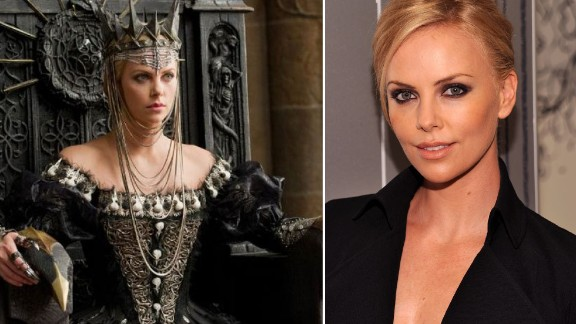 """Anything Snow White-related was box office gold as Charlize Theron found when she co-starred in """"Snow White and the Huntsman"""" as the wicked stepmother."""