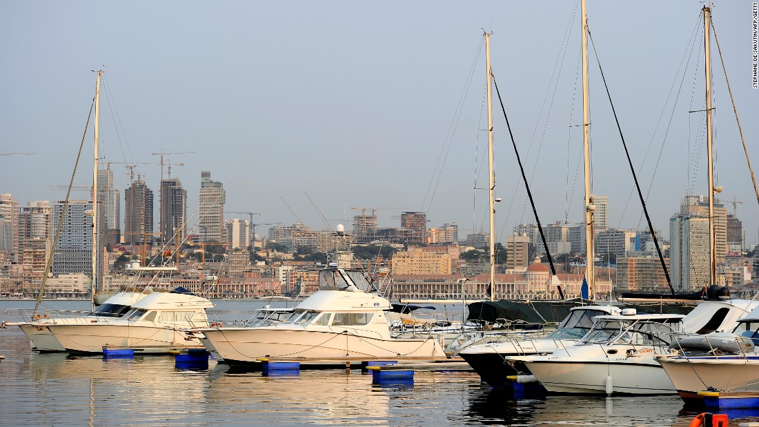 "Luanda, the capital and largest city in Angola, dropped one place in the ranking due to the weakening of its local currency. This oil and diamond rich city is known as the ""Paris of Africa,"" thanks to its sophisticated atmosphere."