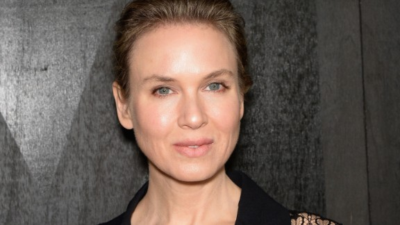 Renee Zellweger's father is from Switzerland, and she knows how to speak German.