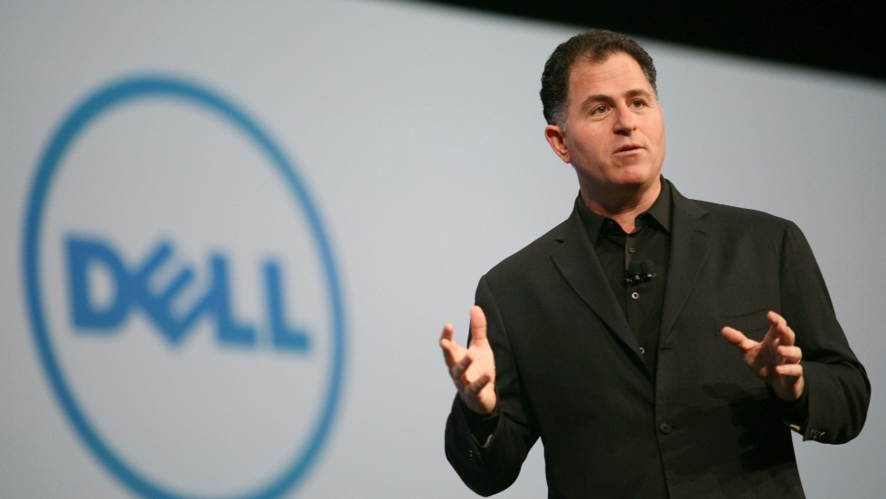 "Michael Dell, founder and chairman of Dell Computer Corp., was a dishwasher at a Chinese restaurant earning $2.30 an hour. ""The best part was the wisdom of the restaurant owner, which I could capture if I came to work a little early,"" he told the website CareerBuilder.com in 2005."