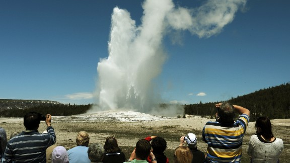 "Old Faithful Geyser may be the most-famous ""resident"" of Yellowstone National Park, but park ranger Dan Hottle says there is much more to see at the 2.2 million-acre park."