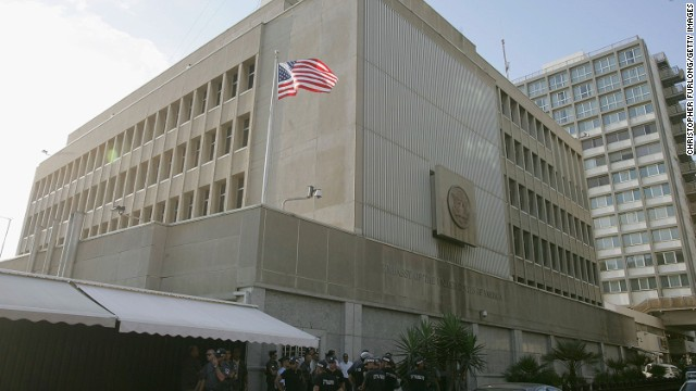 Israel amb. supports U.S. Embassy Jerusalem move