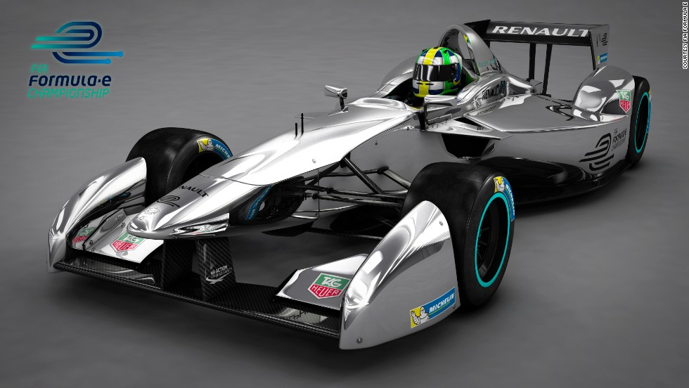 The Inaugural Season Of Fia 39 S New Electric Racing Series Formula E