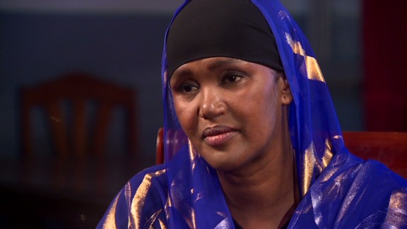 Fartuun Adan is a champion for women's rights and the co-founder of Sister Somalia, the East African country's first rape and crisis center.