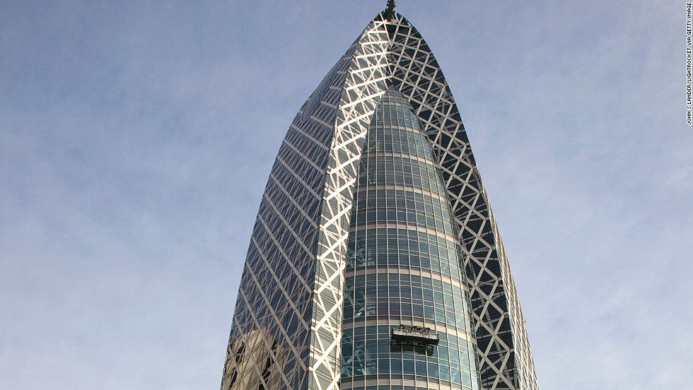 25 world-famous skyscapers | CNN Travel