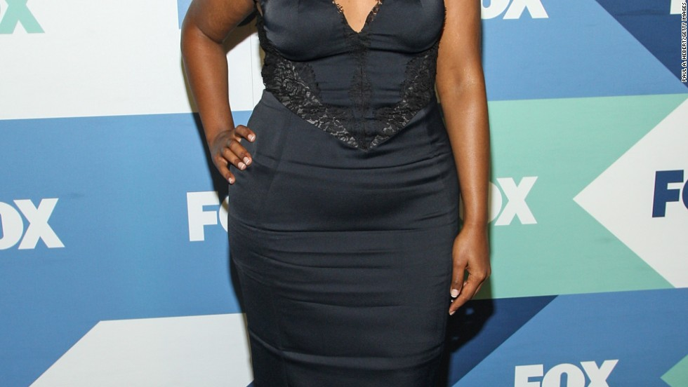 Mindy Kaling attends Fox's All-Star party in Los Angeles on August 1.
