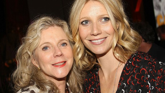 """Gwyneth Paltrow's parents, actress Blythe Danner and TV director/producer Bruce Paltrow, at first encouraged her to focus on school even though she showed an early affinity for the spotlight. The story goes that Gwyneth joined her Tony-winning mom on stage as a toddler in 1974 and recited Blythe's lines. When she began landing roles in movies such as 1991's """"Hook,"""" it was clear Gwyneth was destined for film sets. An Oscar for 1998's """"Shakespeare in Love"""" wasn't far behind."""