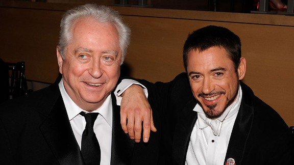 """Robert Downey Jr. has had some tough times, but he probably has made his father, Robert Downey Sr., proud. The elder Downey has worn many hats throughout his career, ranging from actor to writer to director, including the 1969 film """"Putney Swope."""" Robert Jr. honed his acting chops early on and is now the highest-paid actor in Hollywood."""