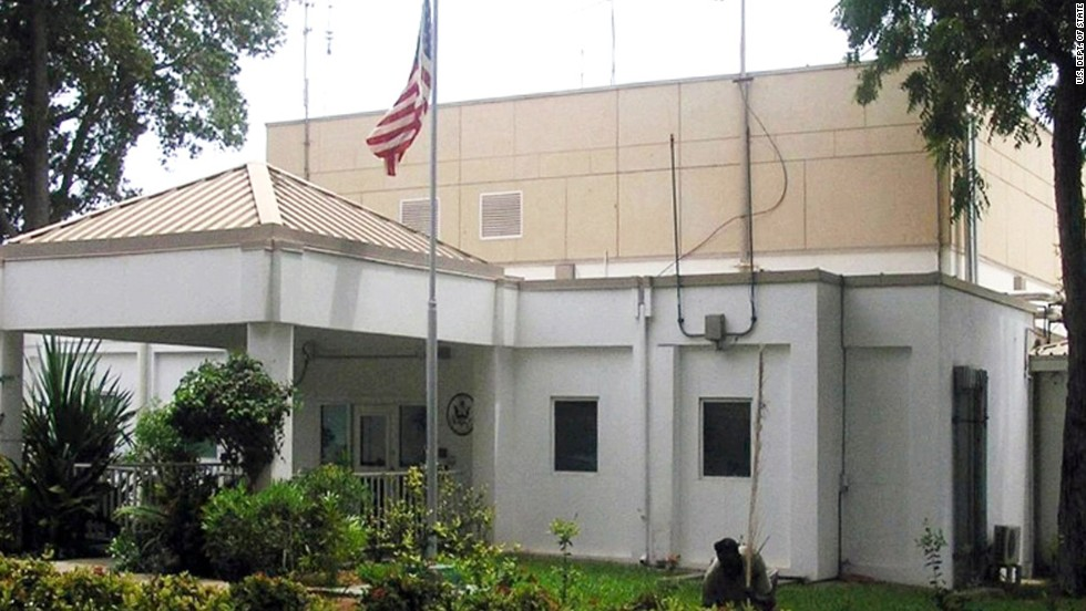 The U.S. Embassy in Djibouti will remain closed.