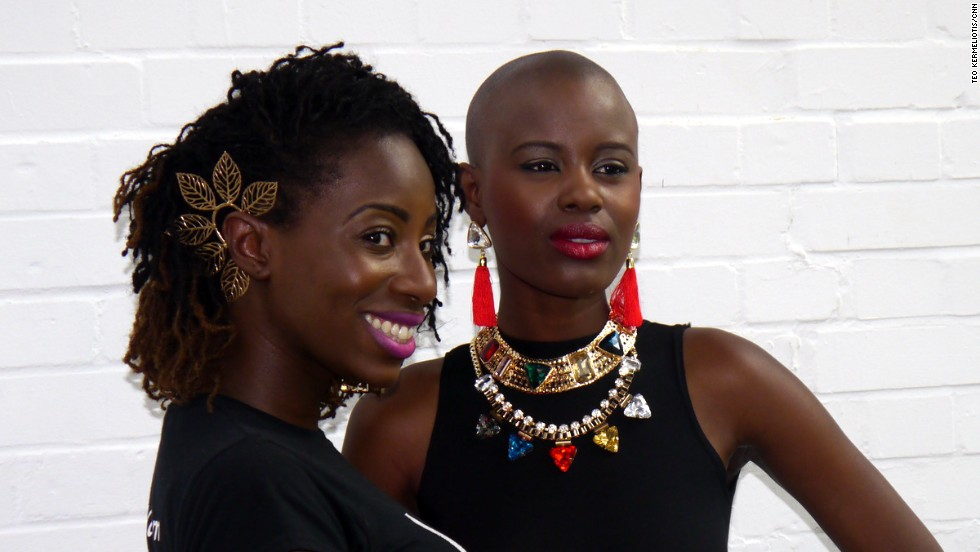 Looking ahead, Ademiluyi says the goal is to hold the event twice a year and also establish a distribution outlet to promote Africa-inspired designers. <em>Rya-V Jewellery. </em>
