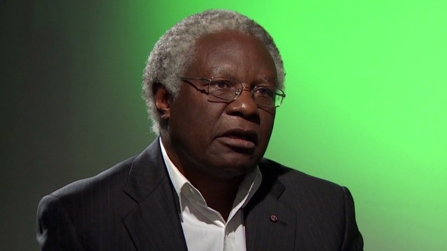 Professor Calestous Juma on agricultural innovation