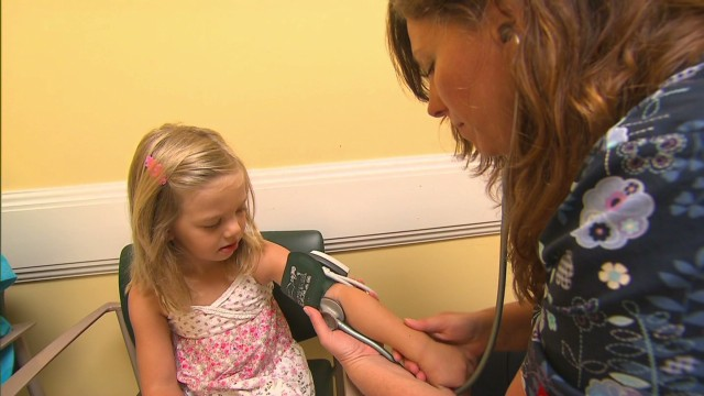 Kids' back-to-school health