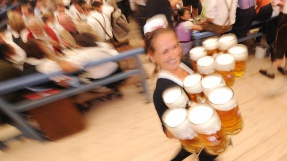 Octoberfest, Munich