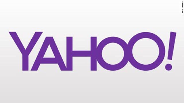 Yahoo rolls out its new logo cnn yahoo beat google in july web traffic stopboris Images