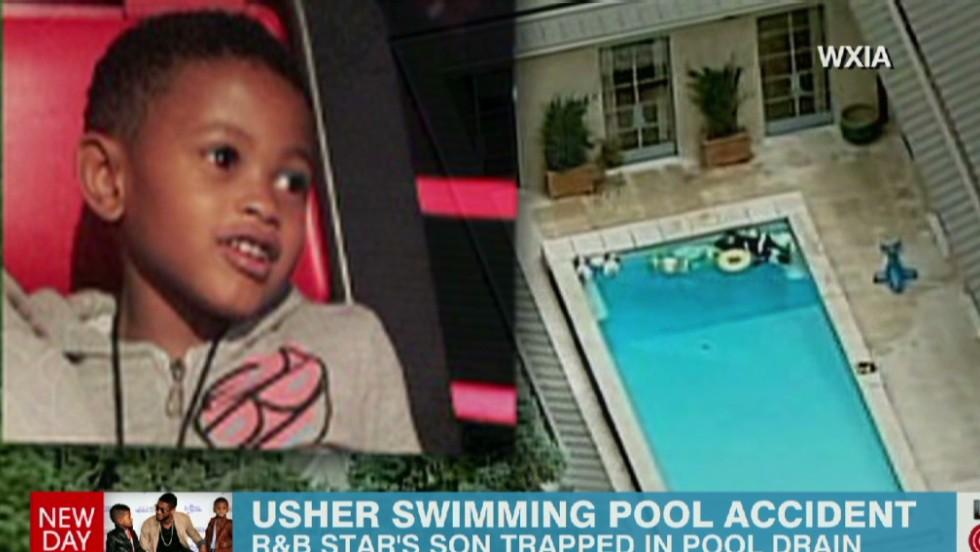 Usher And Tameka Son