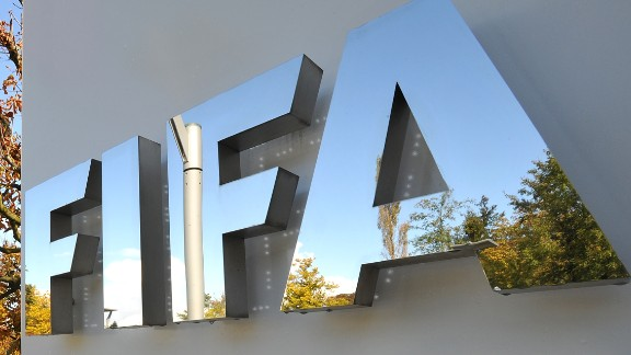 """FIFA says executive committee member Vernon Manilal Fernando of Sri Lanka has been suspended at the request of Garcia and Eckert, co-chairs of the investigatory and adjudicatory bodies of the Ethics Committee respectively. No details of his alleged transgression were released, but FIFA said the decision was based on alleged violations of  its Code of Ethics, including conflicts of interest, offering and accepting bribes, bribery and corruption, """"in order to prevent the interference with the establishment of the truth with respect to proceedings now in the adjudicatory chamber."""" He is later given a lifetime ban, which he unsuccessfully appeals to the Court of Arbitration for Sport."""