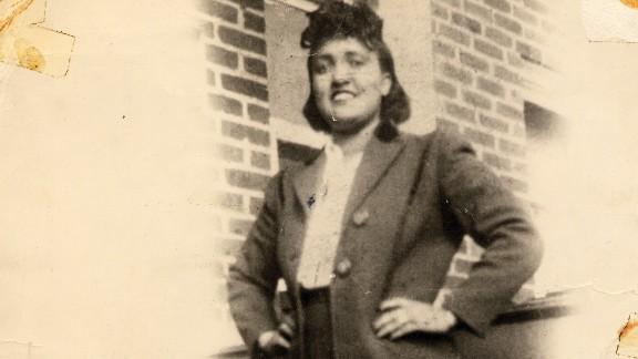 Doctors removed tissue from Henrietta Lacks
