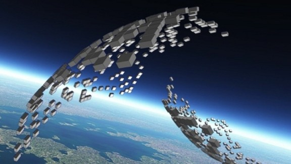 Another crowd-funded project -- KickSat -- will launch in December, aiming to send a hundred 'Sprites' or micro satellites into low-altitude orbit. The project achieved full funding from online donations within two months of its launch.