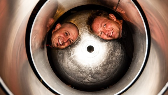 Copenhagen Suborbitals was founded in 2008 by Kristian von Bengtson and Peter Madsen. Von Bengtson is responsible for the design and construction of the team's space capsules. Peter Madsen is in charge of rocket engine development.
