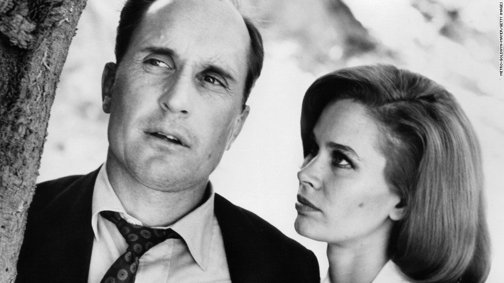 "Robert Duvall and Black play two people in love bucking a crime syndicate in ""The Outfit"" in 1973."