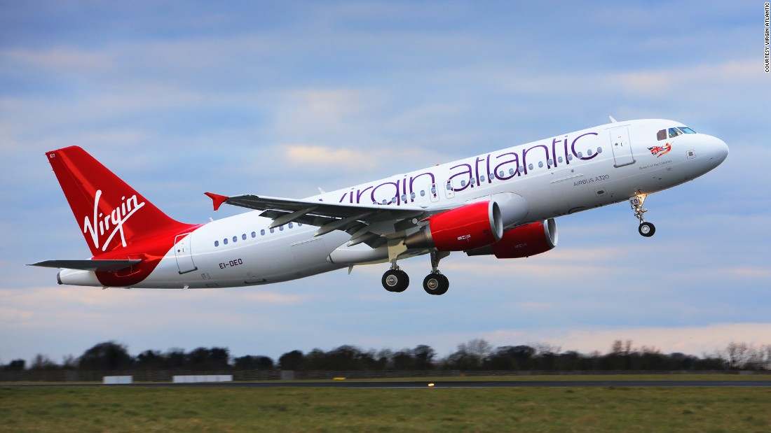 Woman receives sexually harassing messages on Virgin Atlantic's in-flight messaging system